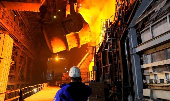 WSA: производство стали ксередине осени выросло на3,3%