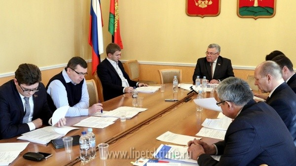 ОПподдерживает законодательный проект оновом порядке формирования— Бречалов