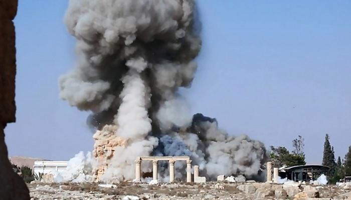 Владимир Путин: происходящее вПальмире— результат несогласованных действий США, РФ иСирии
