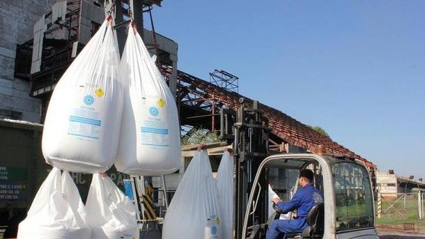 Украина вводит антидемпинговые пошлины наимпорт российских удобрений