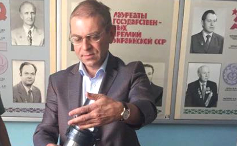 Инцидентом сучастием народного депутата Пашинского займется генпрокуратура