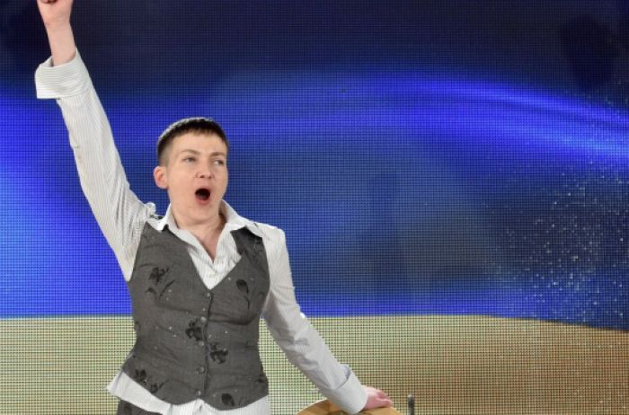Лозовый заявляет, что Савченко неотсиживалась в русской тюрьме: это прекрасный спектакль