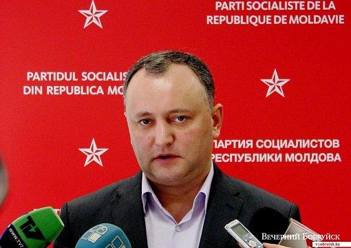 Додон предложит НАТО подписать соглашение опризнании нейтралитета Молдовы
