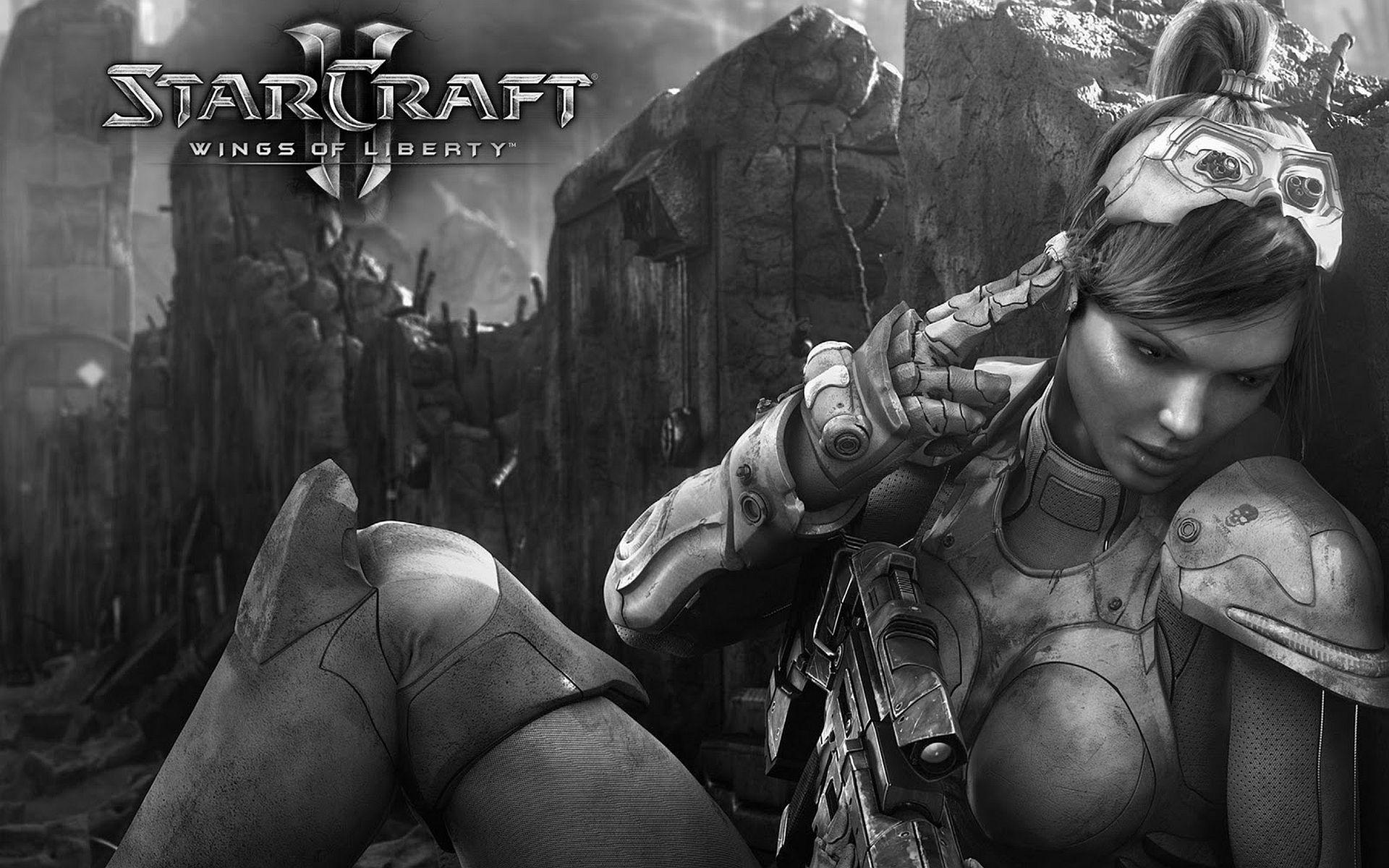 Возникла бесплатная раздача игры StarCraft 2: Wings ofLiberty
