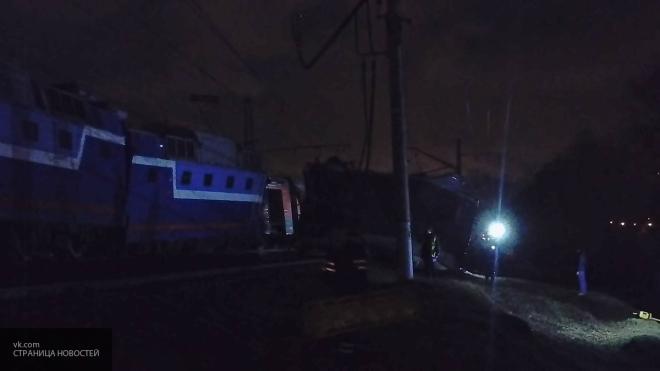 Среди пострадавших встолкновении поездов в столице есть иностранцы