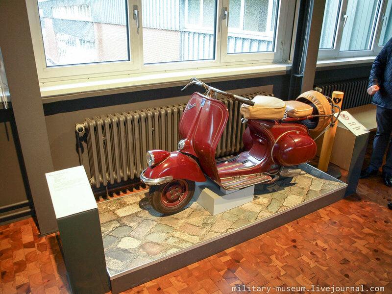 Немецкий технический музей в Берлине - обзор