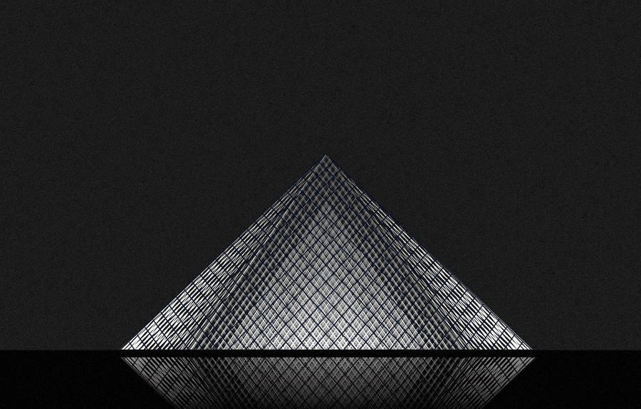 Louvre Pyramid.