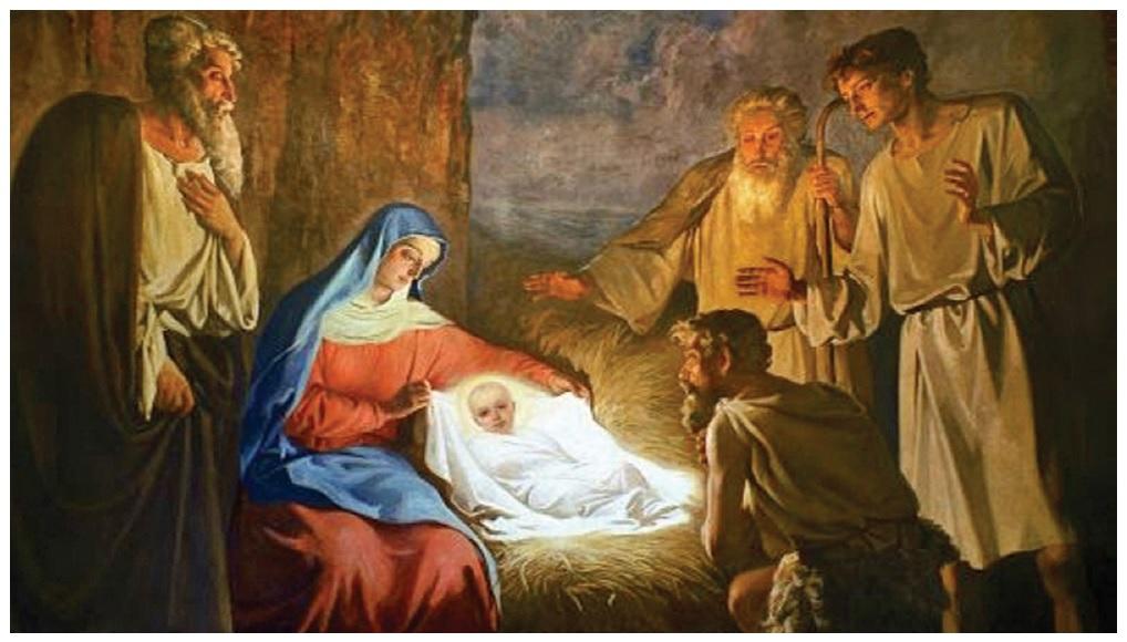 Василий Верещагин. Рождество Христово