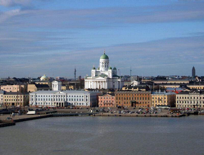 эмигрировать в Финляндию
