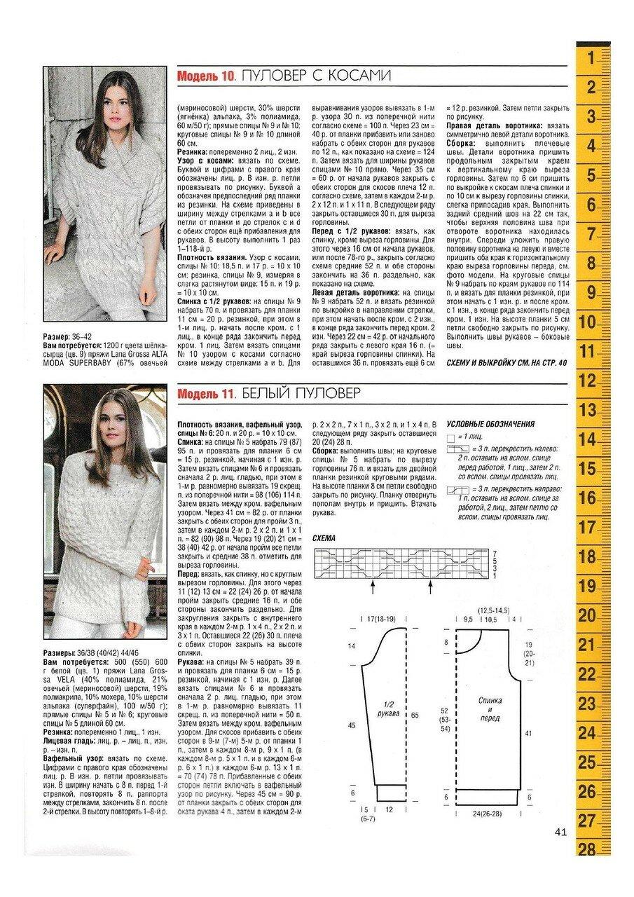 俄网棒针编织(265) - 柳芯飘雪 - 柳芯飘雪的博客