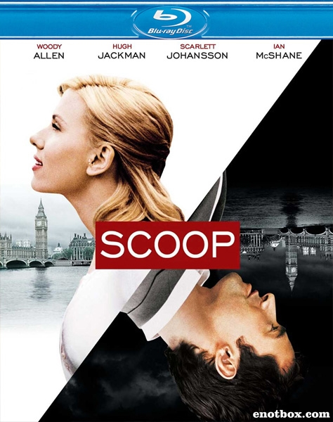 Сенсация / Scoop (2006/BDRip/HDRip)