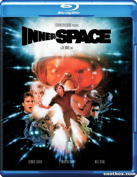 Внутреннее пространство / Innerspace (1987/BDRip/HDRip)