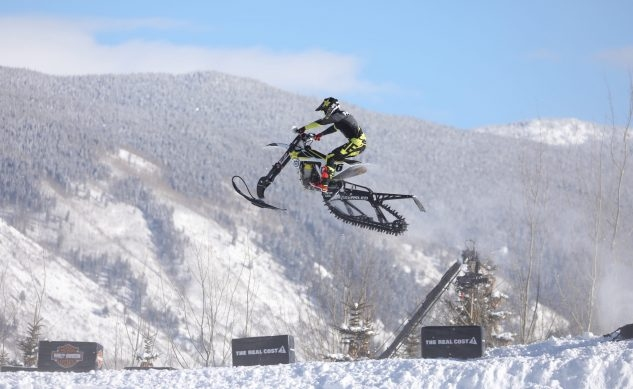 Результаты X-Games Snow BikeCross (+видео)
