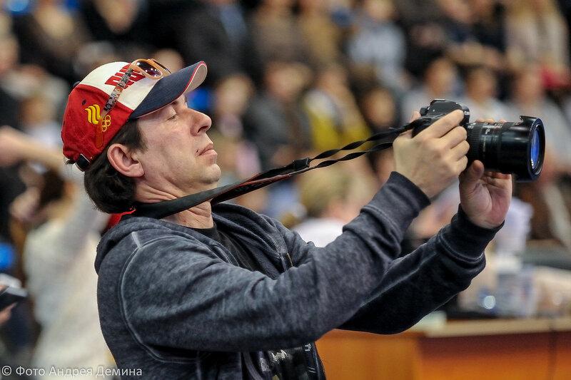фотограф Андрей Демин