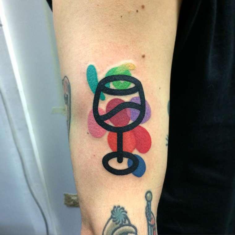 Desconstruindo tatuagens: as criacoes de Mattia Mambo