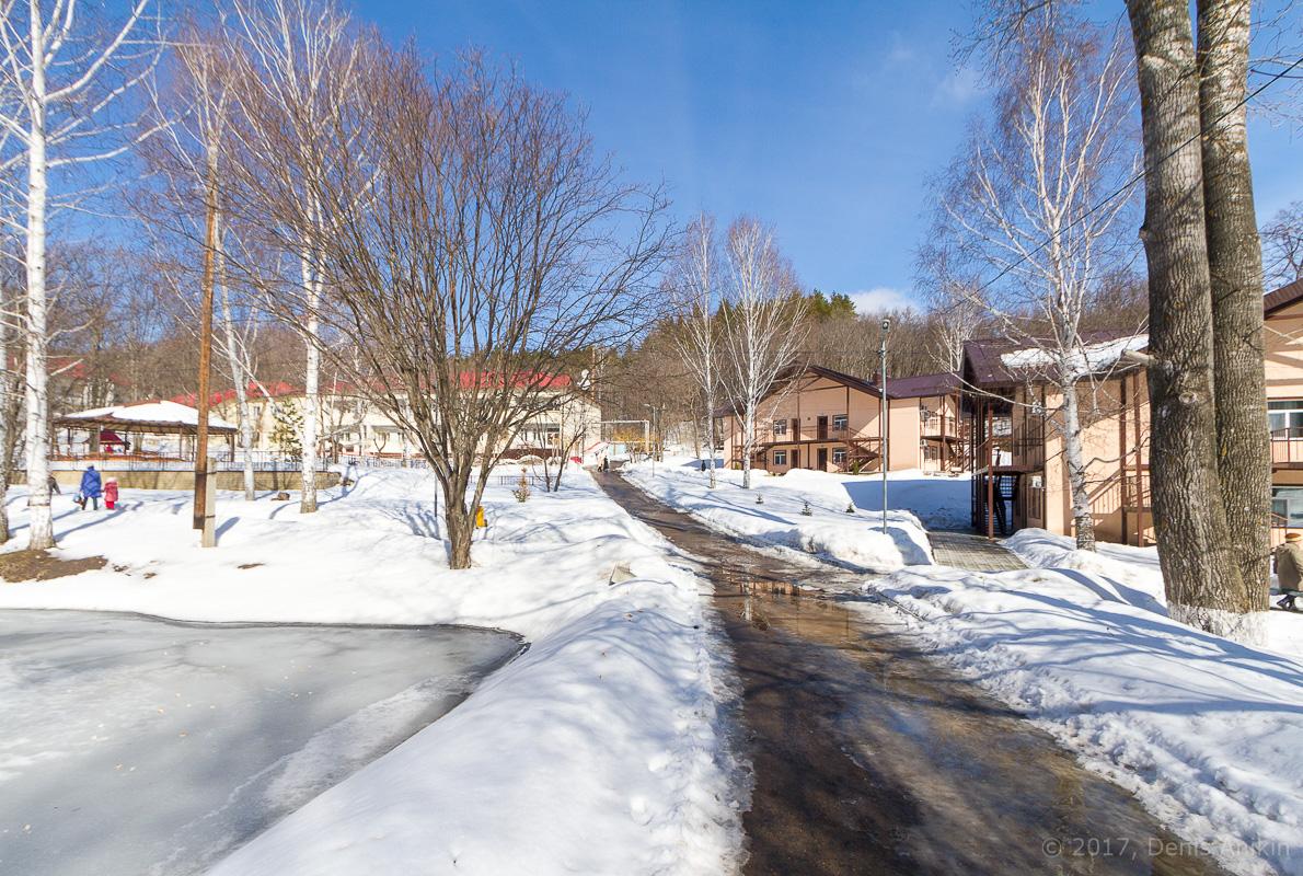 социально-оздоровительный центр пещера монаха хвалынск зима фото 3