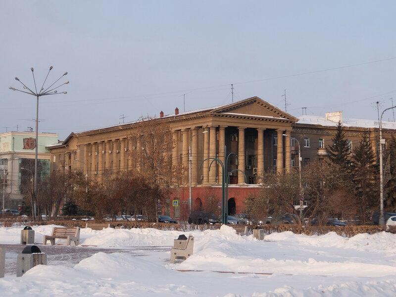 Красноярск - Музей красноярской авиации