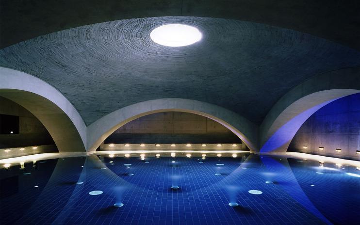 Liquidrom терма бассейн