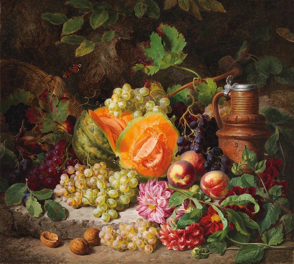Картины с фруктами фото