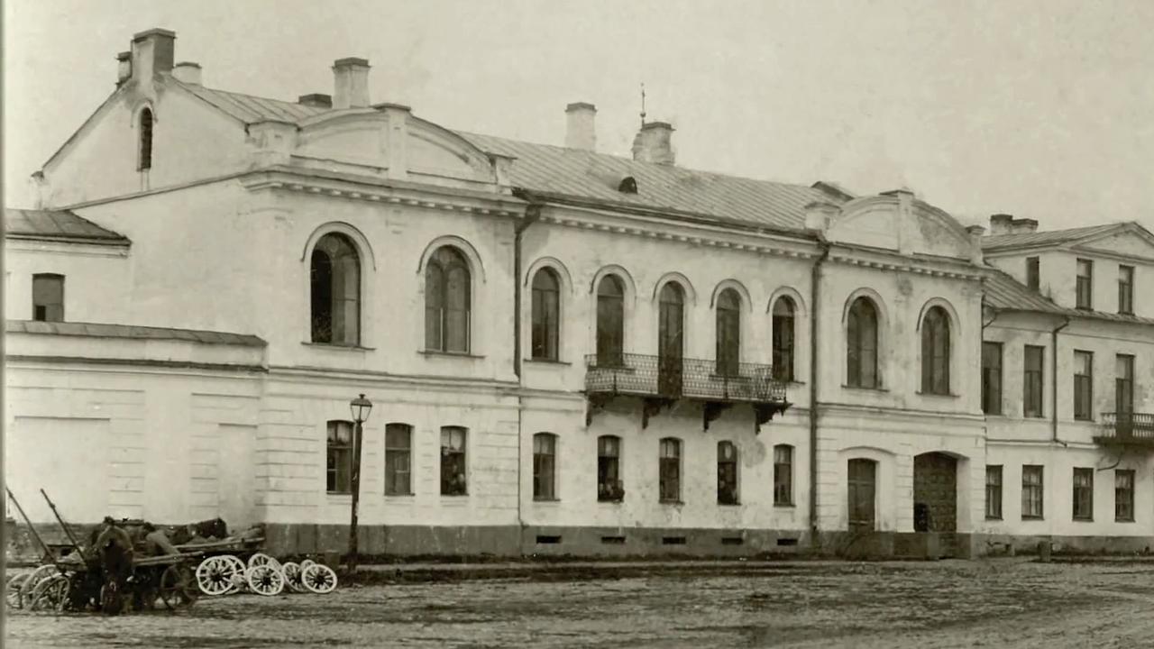 Дом на Павловской площади