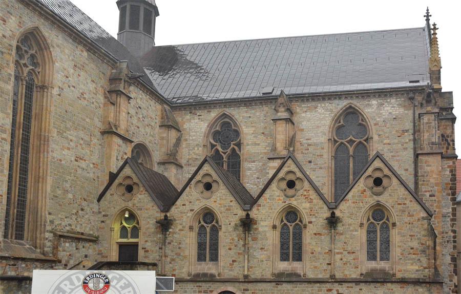Собор в Падерборне, Германия