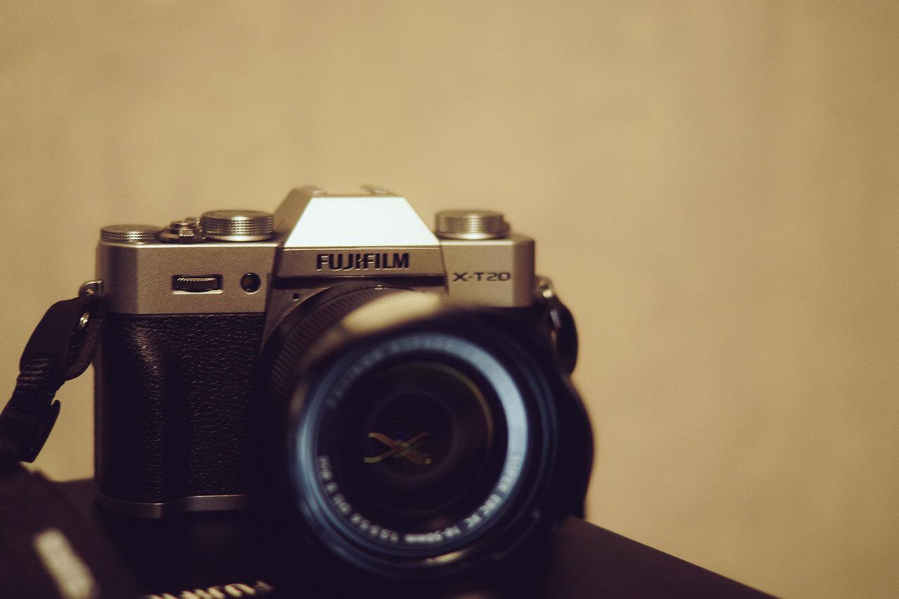 Fujifilm x-t20 фото 1