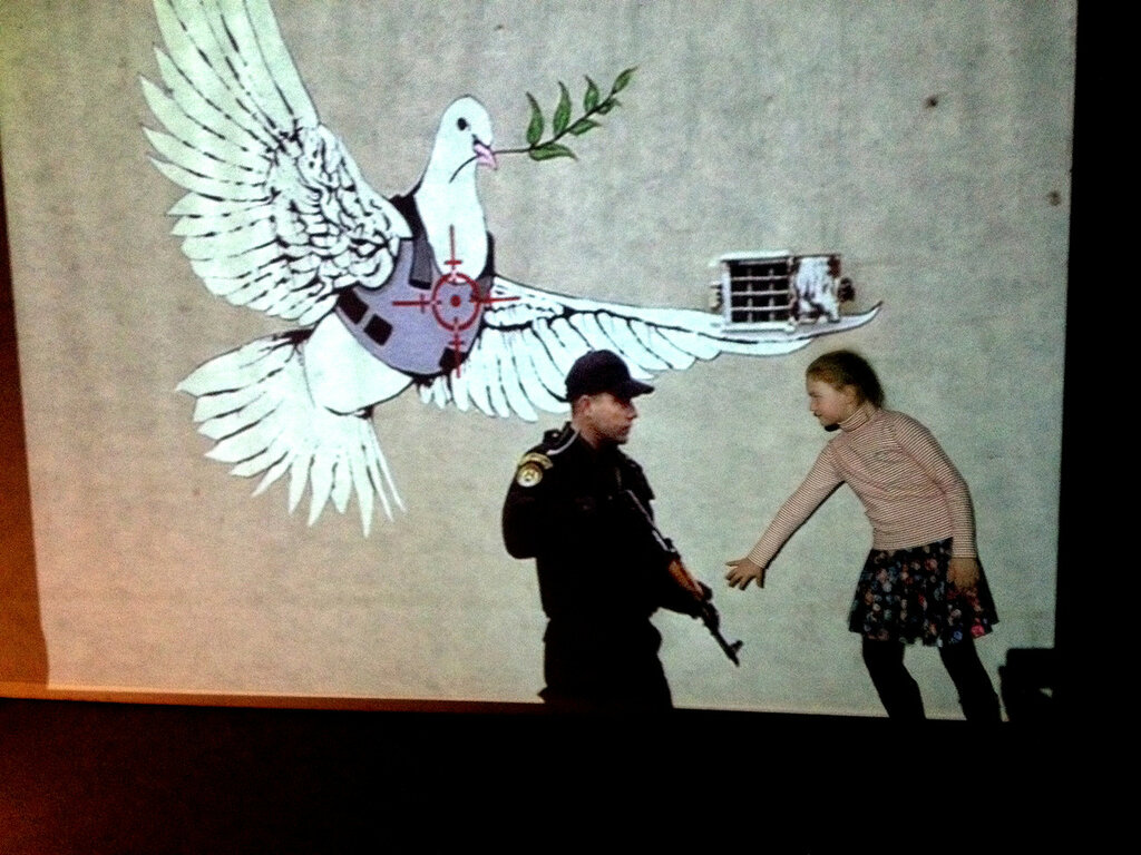 Banksy with child.jpg