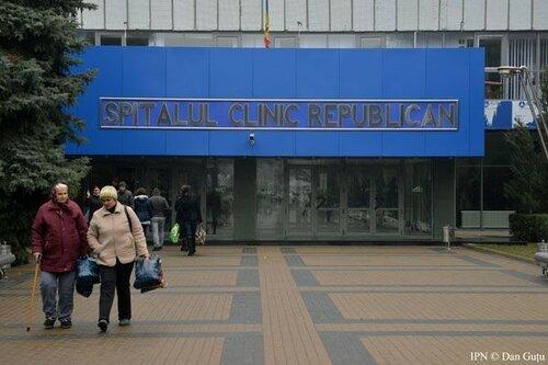 В Республиканской больнице Кишинева обновлён пищеблок