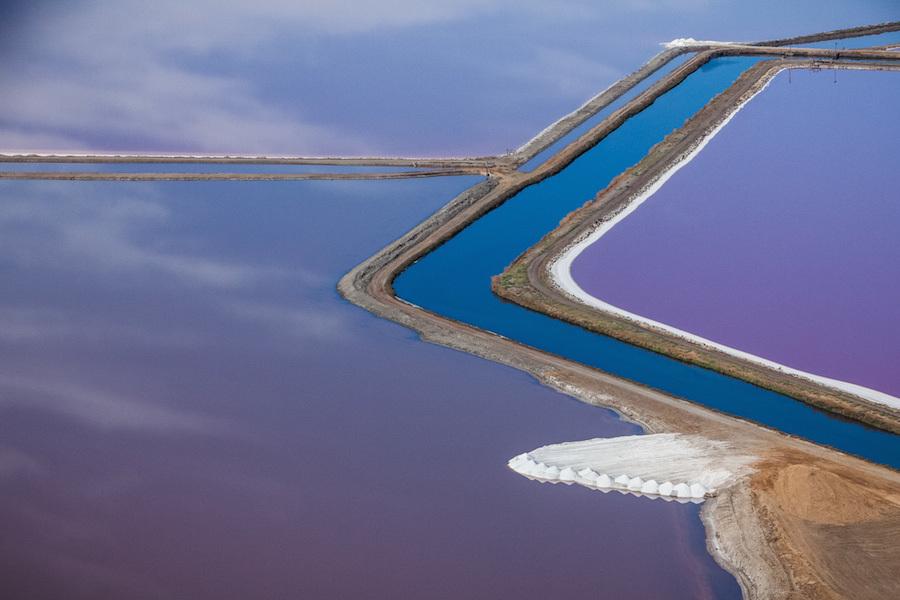 Без фотошопа: потрясающие снимки Земли с воздуха