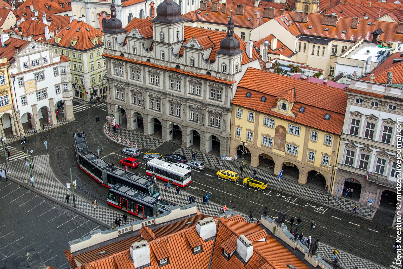 Прага, Малостранская площадь