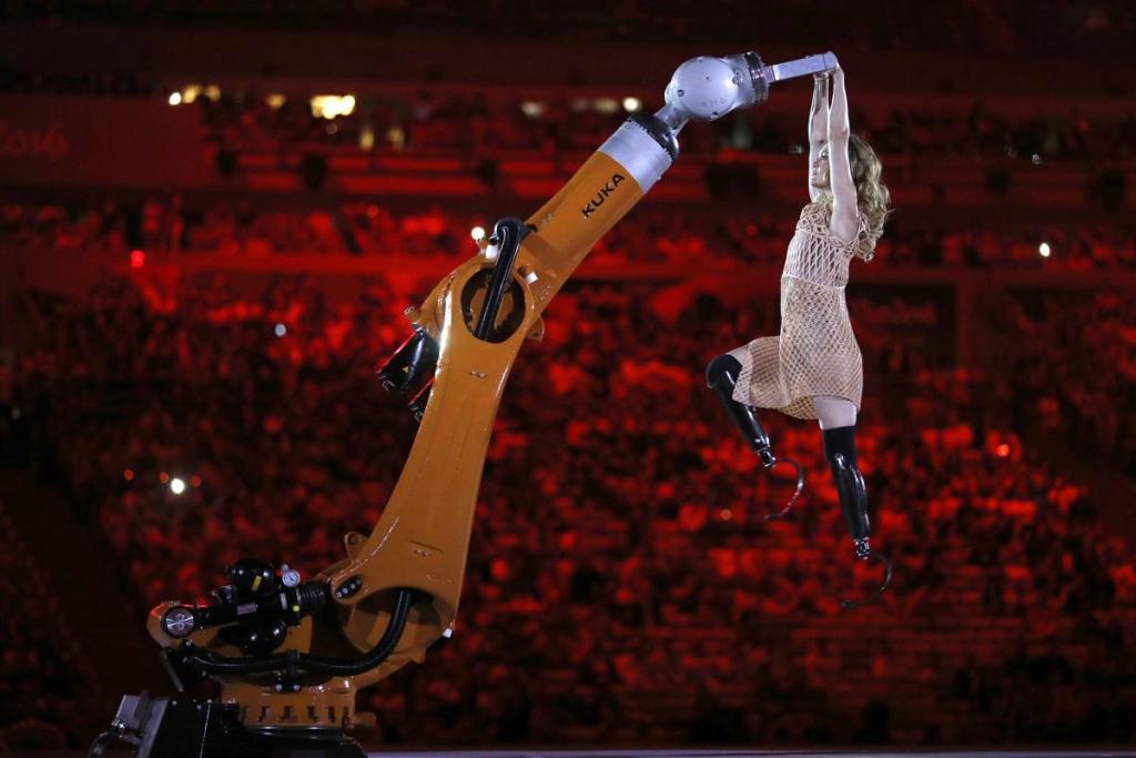 Роботы в 2017 году