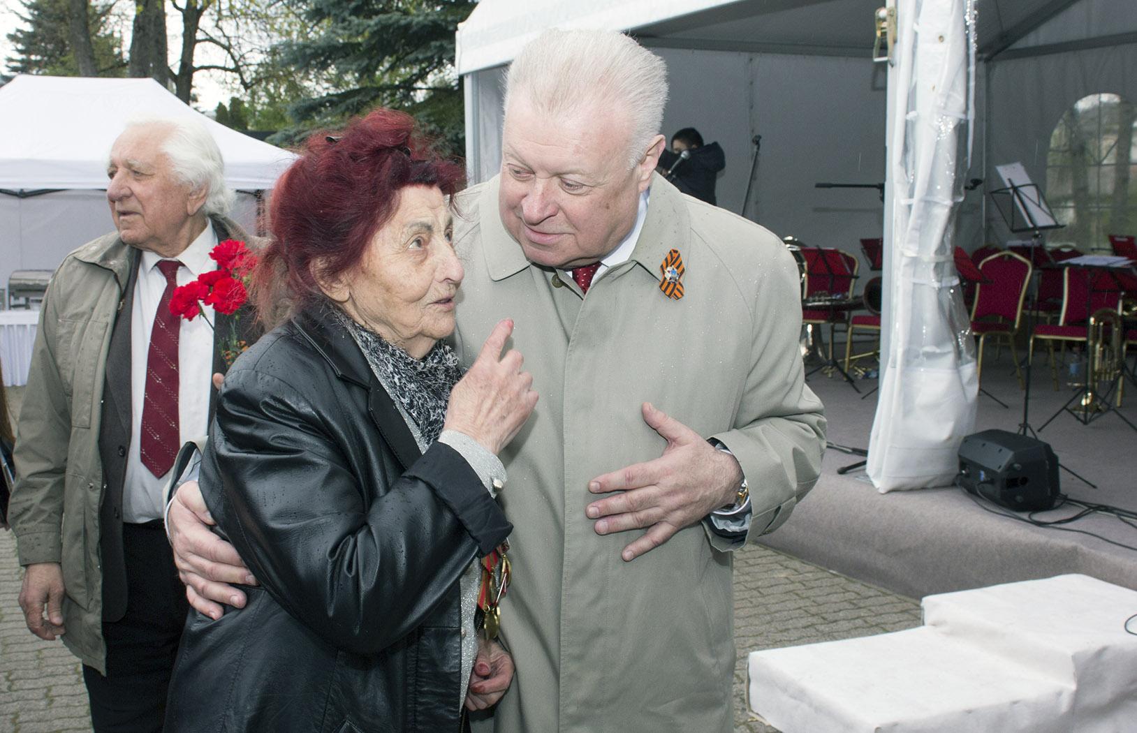 О мероприятиях в Литве, посвященных 72-й годовщине Великой Победы