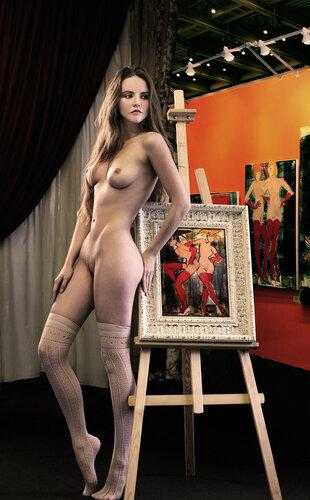 Изящная Эротика. Фотограф Геннадий Ланге. 18+