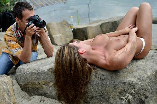 Модель и Фотограф. 18+