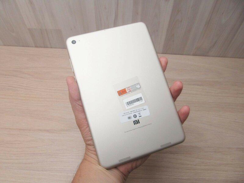 GearBest: Mi Pad 3: обновленный планшет от Xiaomi