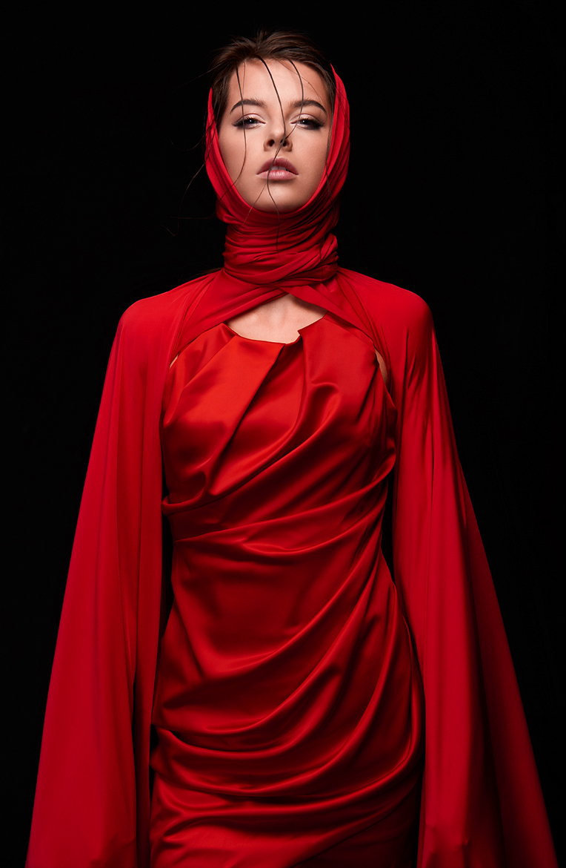 Красный дьявол Red Devil / фото Виталий Шабуров