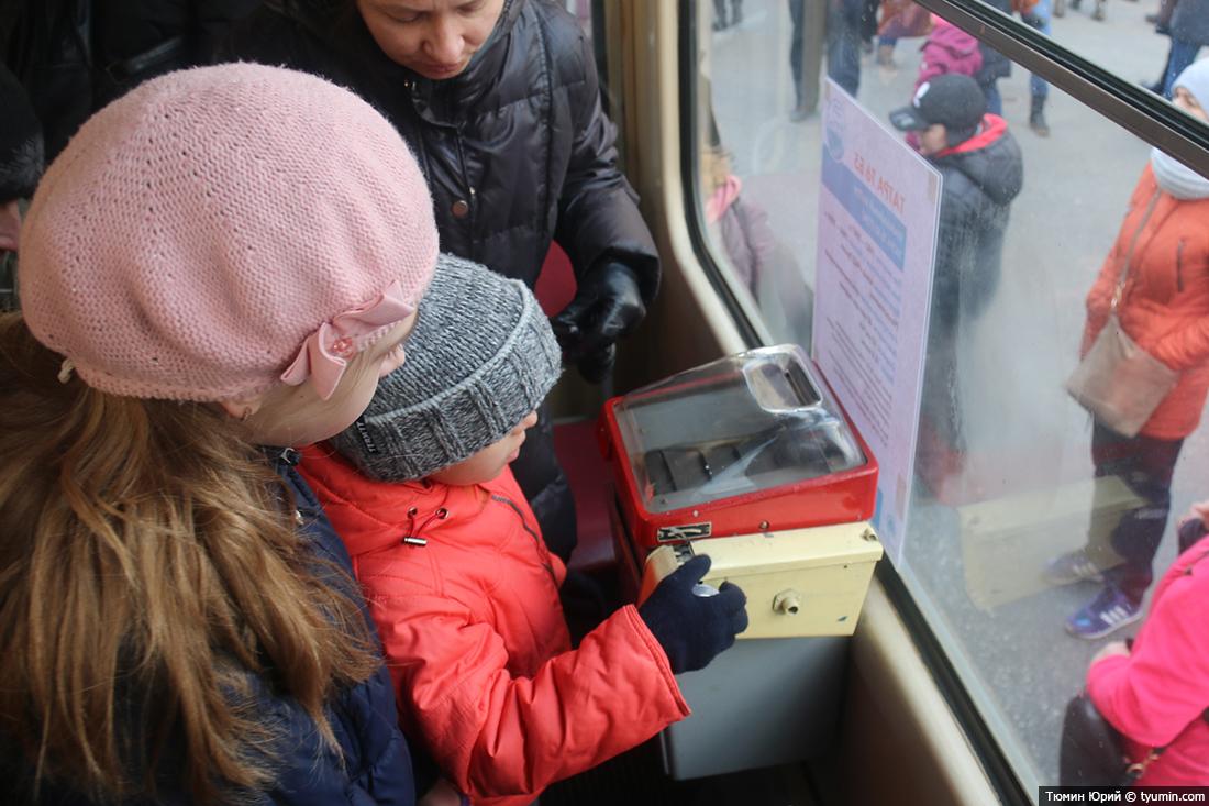 Журналист и путешественник Юрий Тюмин поделился с экологами репортажем о параде трамваев в Москве  - фото 29
