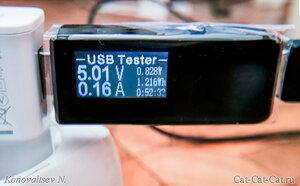 USB-тестер из Китая (Aliexpress)