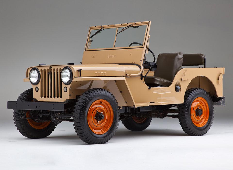 18. Jeep CJ-2 (1945) Сами американцы предпочитают вести летоисчисление