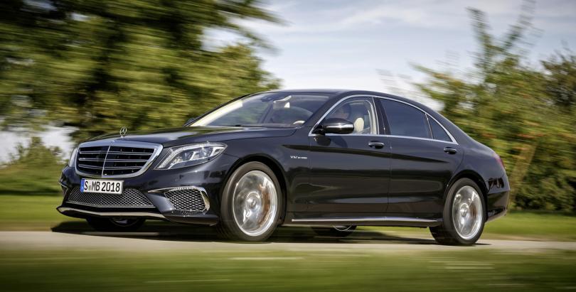 4. Mercedes-AMG S 63 4Matic Mercedes-Maybach S 600 Mercedes-AMG S 65 Цена: от 10 100 000/13 590 000/
