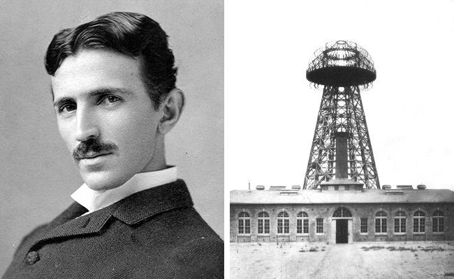 © wikimedia  © wikimedia  Никола Тесла был гениальным изобретателем испроектировал множ