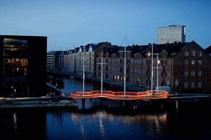 Автором проекта является датско-исландский архитектор Олафур Элиассон (Olafur Eliasson). Ожидается,