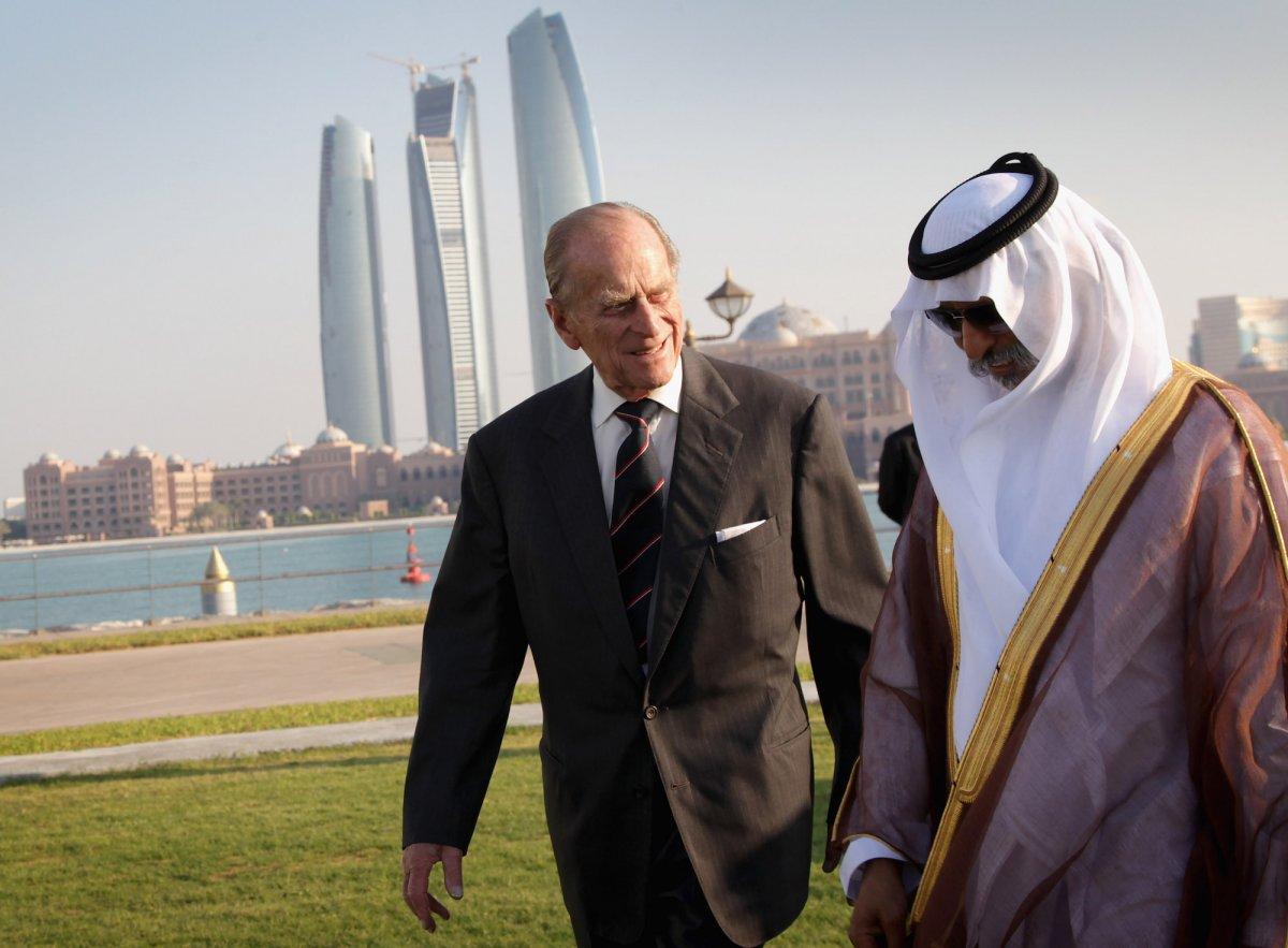 Абу-Даби, 2010 год.