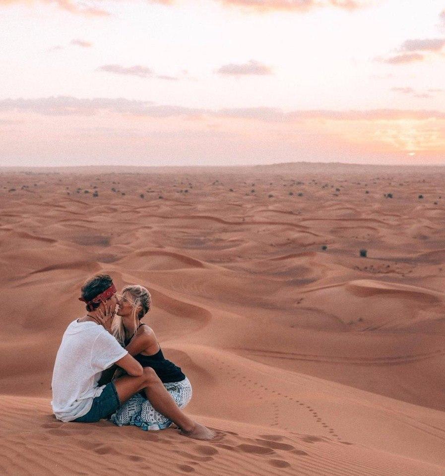 Эта пара зарабатывает тысячи долларов на фотографиях своих путешествий в Instagram, и они действительно потрясающие!