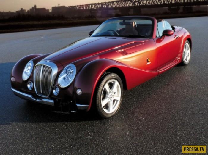 Salica GT Что может быть хуже для производителя спортивного автомобиля, чем заставить его выглядеть