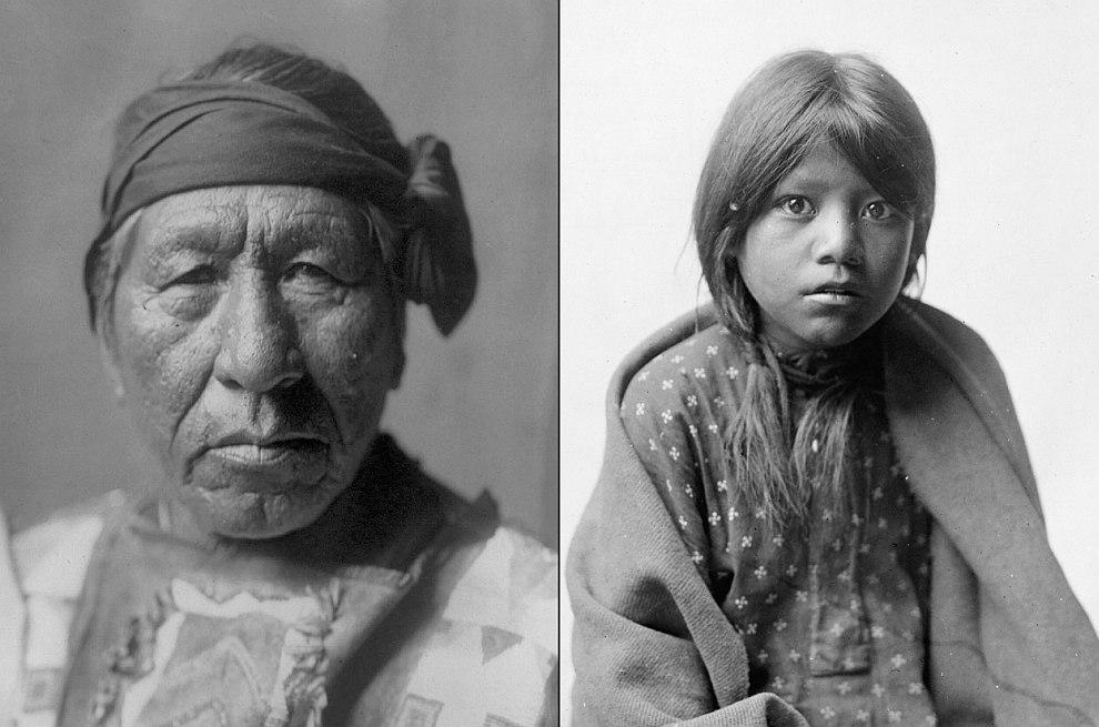 Индейцы — общее название коренного населения Америки. По данным на начало XXI века их общая чис