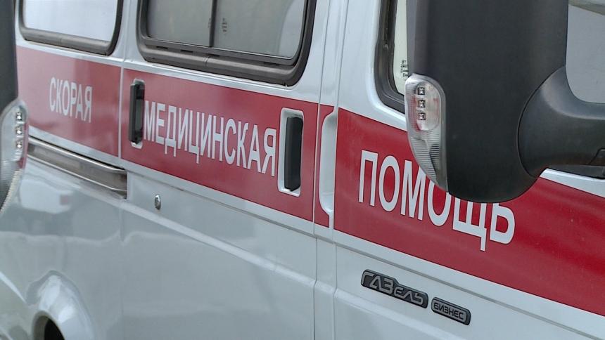 Нахоккейном матче в северной столице скончался болельщик