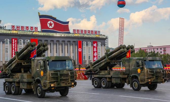 Специалисты: к 2020-ому ракеты КНДР смогут долетать доСША