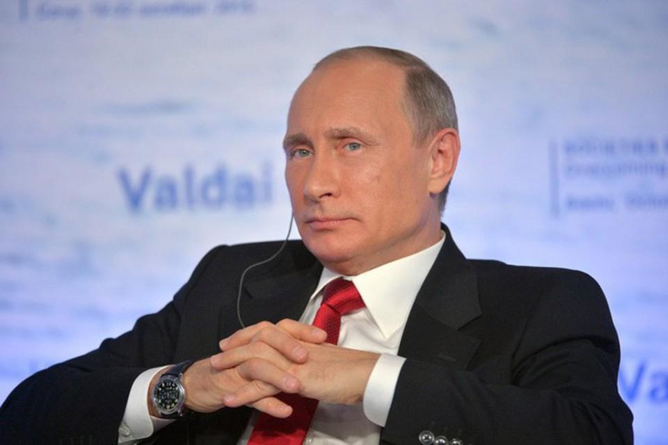 Новая оценка службы Гэллапа: рейтинг В. Путина непоколебим