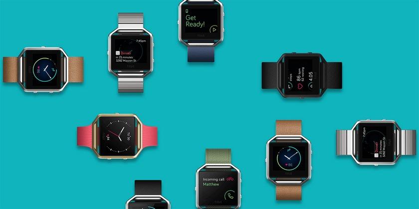 Fitbit выпустит «умные» часы осенью этого 2017г